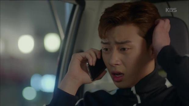 Ghen quá hóa rồ, Park Seo Joon trúng ảo giác, giật tóc crush Kim Ji Won - Ảnh 11.