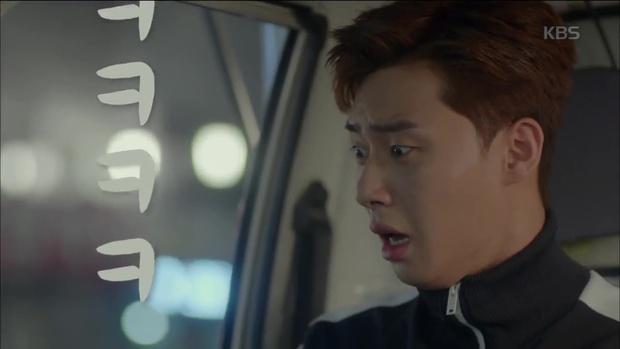 Ghen quá hóa rồ, Park Seo Joon trúng ảo giác, giật tóc crush Kim Ji Won - Ảnh 13.
