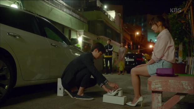 Ghen quá hóa rồ, Park Seo Joon trúng ảo giác, giật tóc crush Kim Ji Won - Ảnh 15.