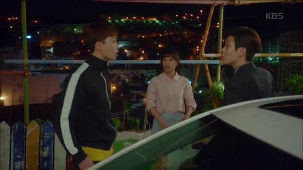 Ghen quá hóa rồ, Park Seo Joon trúng ảo giác, giật tóc crush Kim Ji Won - Ảnh 16.