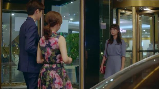 Ghen quá hóa rồ, Park Seo Joon trúng ảo giác, giật tóc crush Kim Ji Won - Ảnh 18.