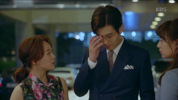 Ghen quá hóa rồ, Park Seo Joon trúng ảo giác, giật tóc crush Kim Ji Won - Ảnh 20.