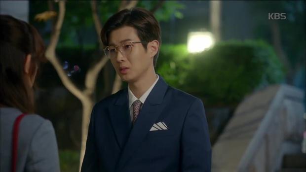 Ghen quá hóa rồ, Park Seo Joon trúng ảo giác, giật tóc crush Kim Ji Won - Ảnh 22.