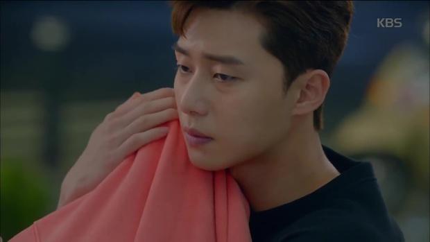 Ghen quá hóa rồ, Park Seo Joon trúng ảo giác, giật tóc crush Kim Ji Won - Ảnh 26.