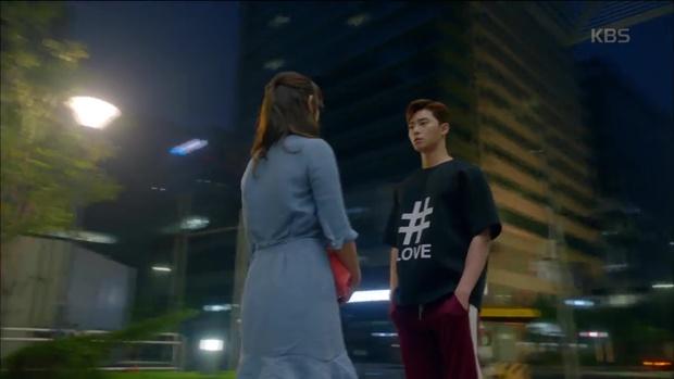 Ghen quá hóa rồ, Park Seo Joon trúng ảo giác, giật tóc crush Kim Ji Won - Ảnh 28.