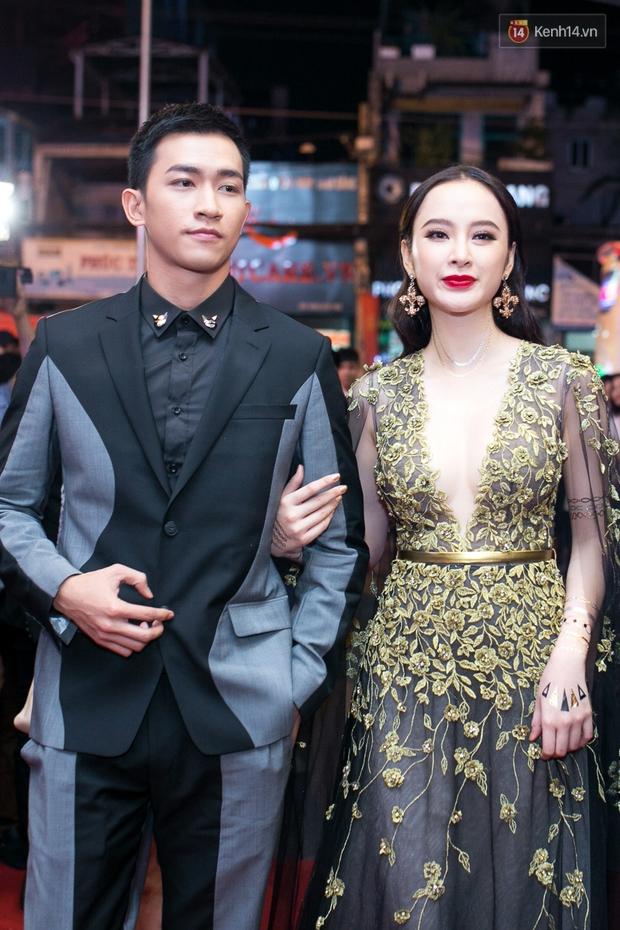 Màu sơn móng tay vô tình tố mối quan hệ ngày càng thắm thiết của Angela Phương Trinh và Võ Cảnh - Ảnh 3.
