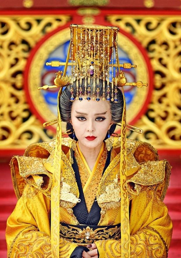 """5 người phụ nữ khiến nhiều người nể sợ trong lịch sử Trung Hoa: Sẵn sàng loại bỏ những ai là """"cái gai trong mắt"""" - Ảnh 5."""