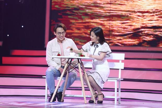 Vì yêu mà đến: MC Quang Bảo trở thành khách mời đầu tiên chấp nhận ra về cùng nữ thí sinh! - Ảnh 4.