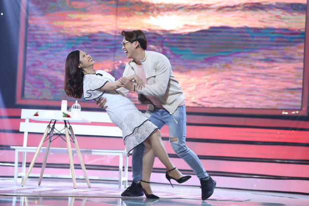 Vì yêu mà đến: MC Quang Bảo trở thành khách mời đầu tiên chấp nhận ra về cùng nữ thí sinh! - Ảnh 5.