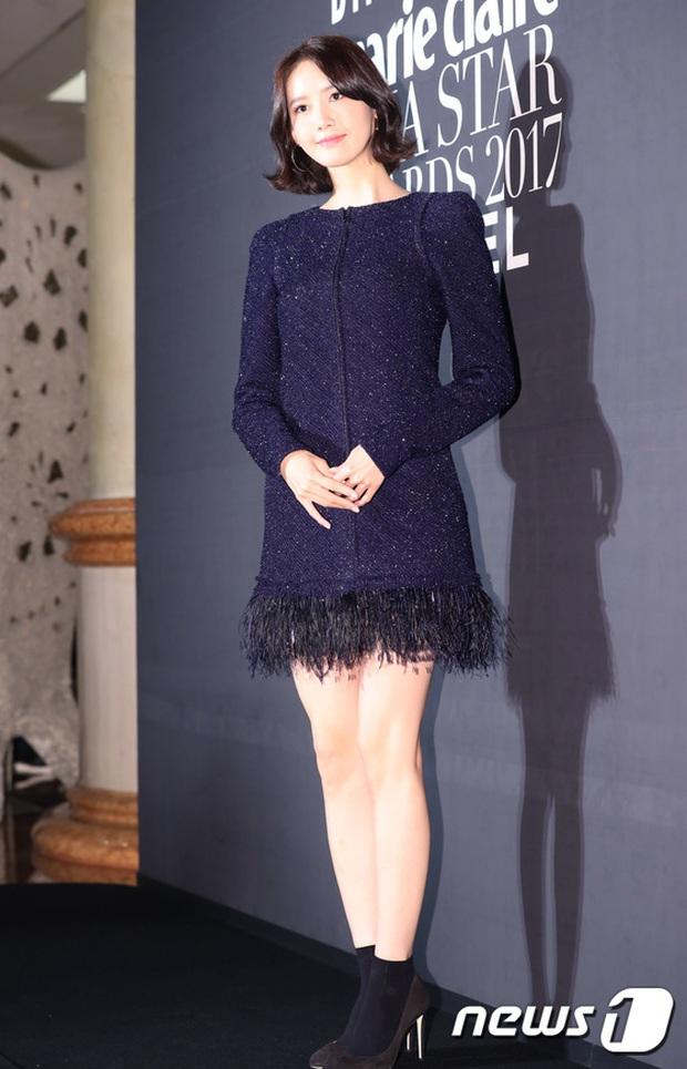 Thảm đỏ LHP Busan: Yoona lộ chân gầy như sắp gãy, Moon Geun Young dọa fan, sao nhí Dream High lột xác - Ảnh 2.