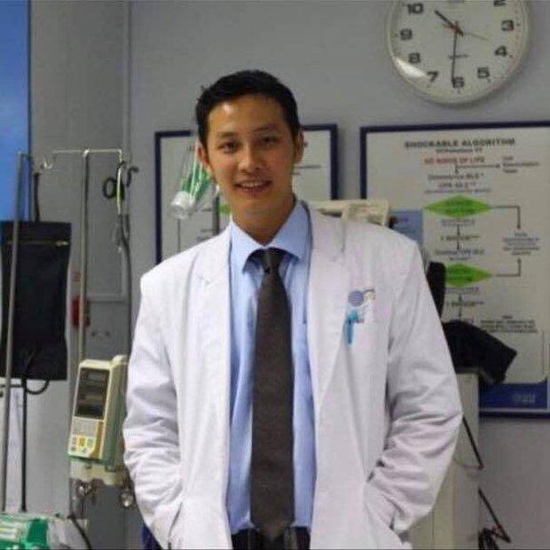 Bác sĩ trẻ qua đời sau khi làm việc liên tục suốt 4 ngày, bỏ lại vợ và con trai mới 1 tuổi - Ảnh 1.
