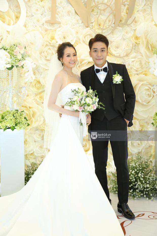 Huy Nam (La Thăng) cưới bà xã hot girl, chính thức lên xe hoa trước người đồng đội Kelvin Khánh - Ảnh 2.