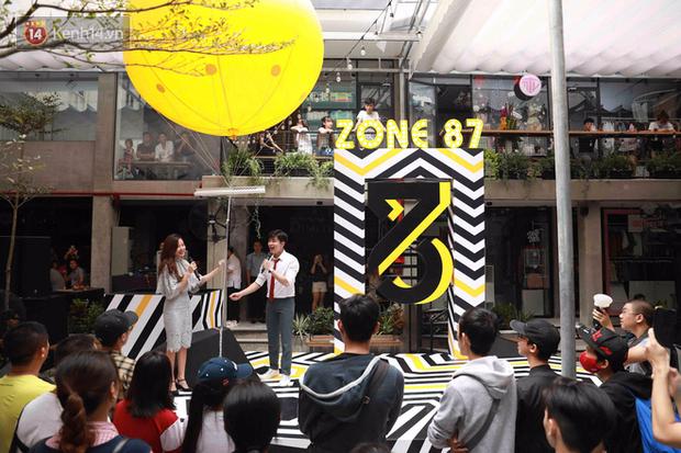 Có gì ở Zone 87 - khu tổ hợp ăn chơi, mua sắm mới của Midu dành cho giới trẻ Sài Gòn? - Ảnh 16.