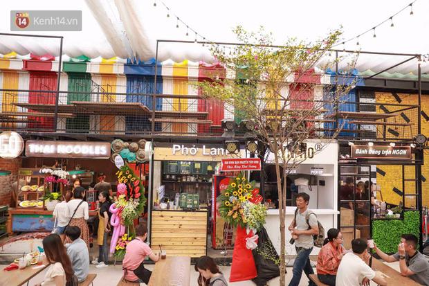 Có gì ở Zone 87 - khu tổ hợp ăn chơi, mua sắm mới của Midu dành cho giới trẻ Sài Gòn? - Ảnh 19.