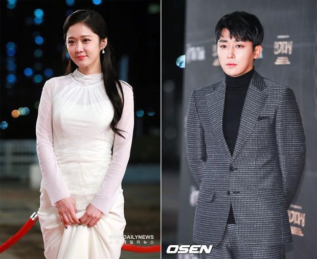 Netizen Hàn mừng rỡ khi gái ế Jang Na Ra cuối cùng đã tìm được chồng nhờ KBS Drama Awards - Ảnh 1.