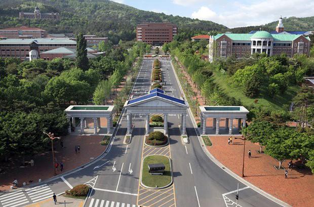 Hơn 100 phim Hàn đều chọn ngôi trường đại học tuyệt đẹp này làm bối cảnh ghi hình - Ảnh 2.