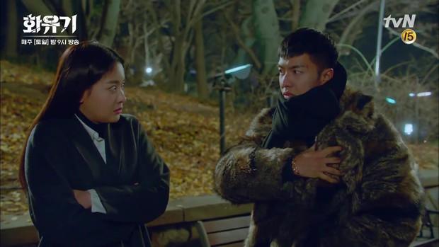 Ngộ Không bản Hàn Lee Seung Gi: Đại Thánh quấn chăn bông gây nóng mắt đến phát sợ - Ảnh 6.