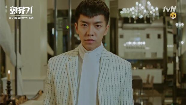 Ngộ Không bản Hàn Lee Seung Gi: Đại Thánh quấn chăn bông gây nóng mắt đến phát sợ - Ảnh 9.