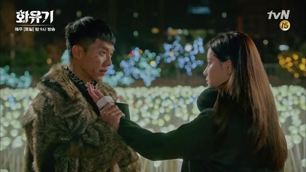 Ngộ Không bản Hàn Lee Seung Gi: Đại Thánh quấn chăn bông gây nóng mắt đến phát sợ - Ảnh 5.