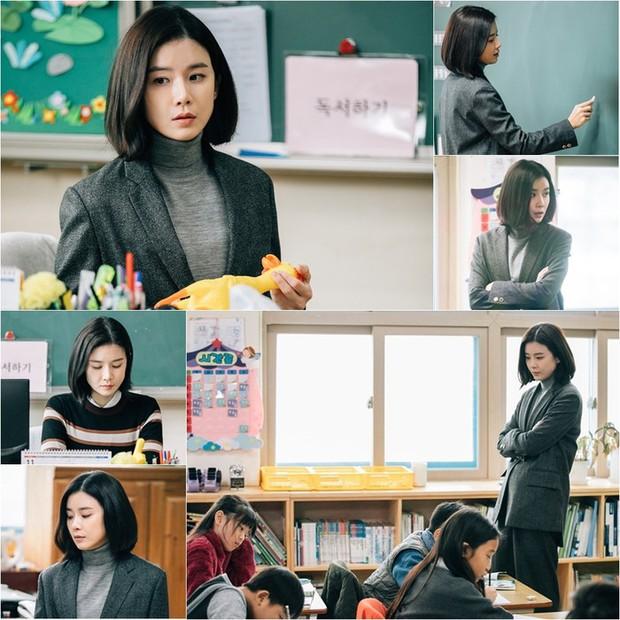 Mother - tác phẩm về nạn ngược đãi trẻ em khiến Lee Bo Young rơi nước mắt - Ảnh 3.