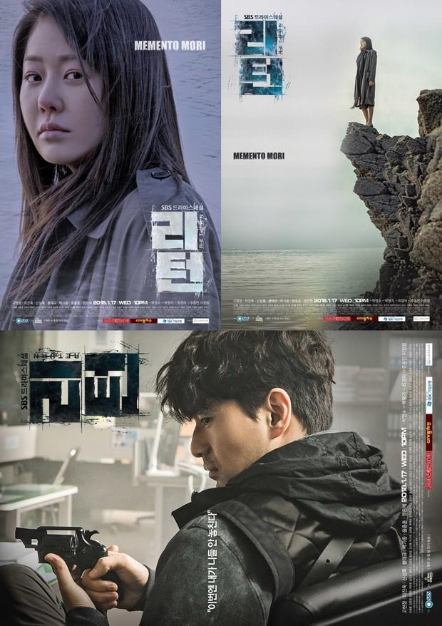 Mở đầu 2018, truyền hình Hàn chiêu đãi ngay bộ phim hình sự hấp dẫn mang tên Return - Ảnh 4.