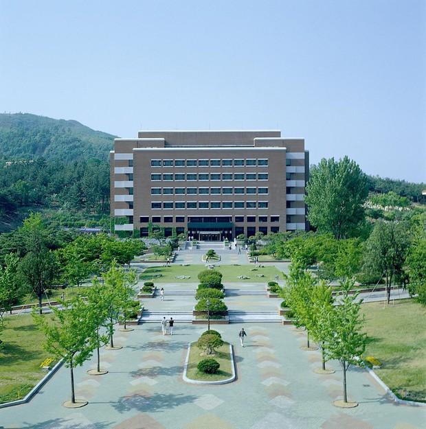 Hơn 100 phim Hàn đều chọn ngôi trường đại học tuyệt đẹp này làm bối cảnh ghi hình - Ảnh 8.