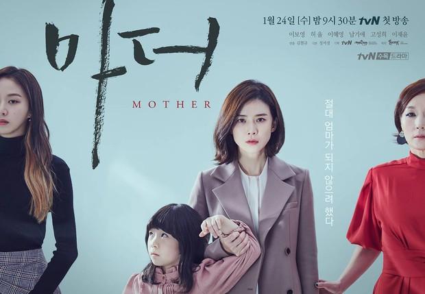 Mother - tác phẩm về nạn ngược đãi trẻ em khiến Lee Bo Young rơi nước mắt - Ảnh 2.