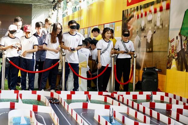 Sinh viên Sài thành hào hứng với ngày hội Make the Future – Kiến tạo tương lai - Ảnh 1.