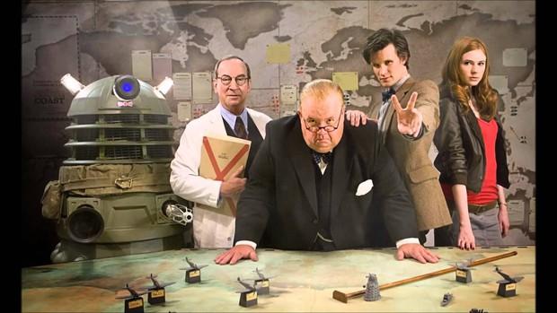 Điểm mặt 11 lần vị thủ tướng nổi tiếng nhất lịch sử nhân loại Winston Churchill xuất hiện trên phim - Ảnh 8.