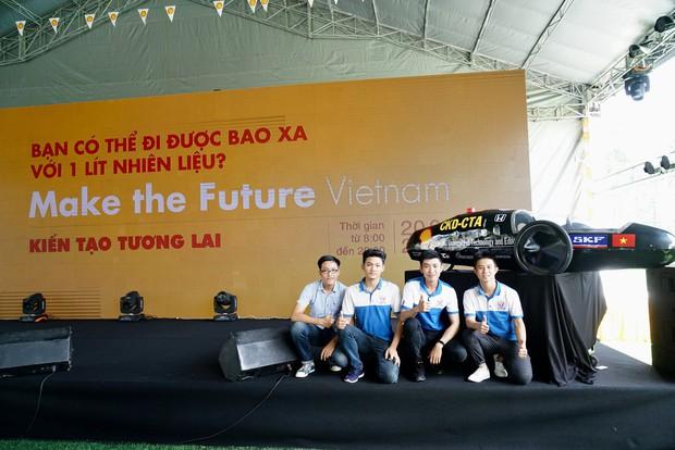 Sinh viên Sài thành hào hứng với ngày hội Make the Future – Kiến tạo tương lai - Ảnh 5.