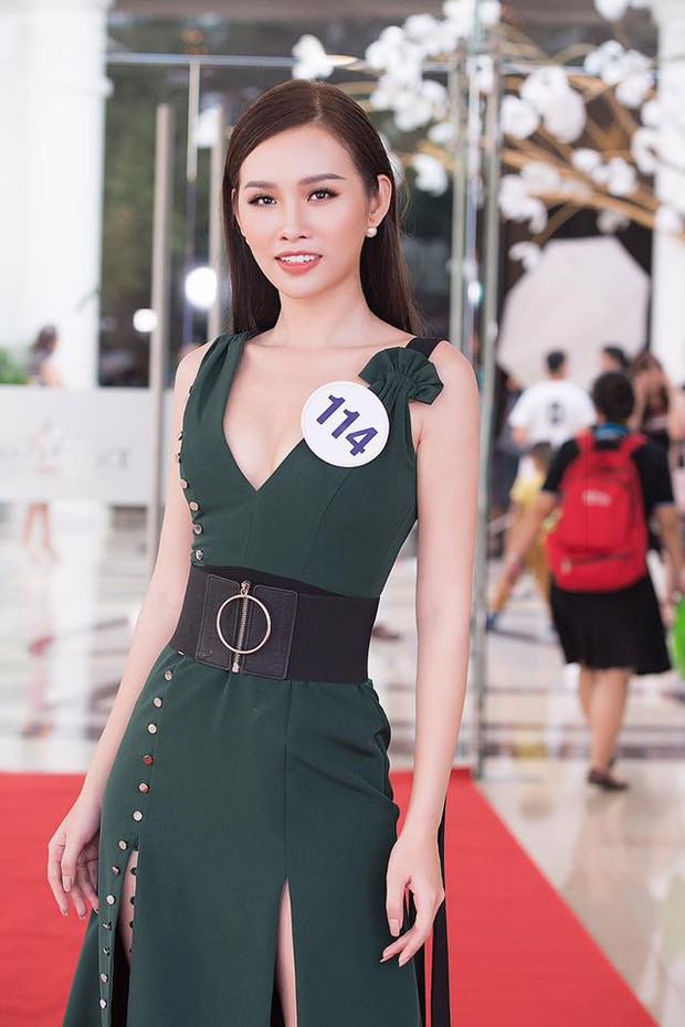 Thí sinh Hoa hậu Hoàn vũ tố bị giám khảo Hoàng My đánh trượt vì ác cảm với sở thích shopping của mình? - Ảnh 1.