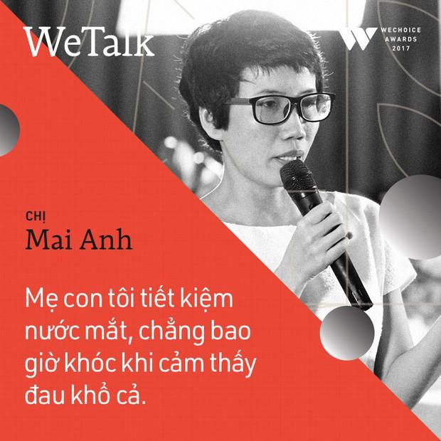 Bình tĩnh sống - Buổi trò chuyện tràn đầy cảm hứng của WeTalk 2017! - Ảnh 6.