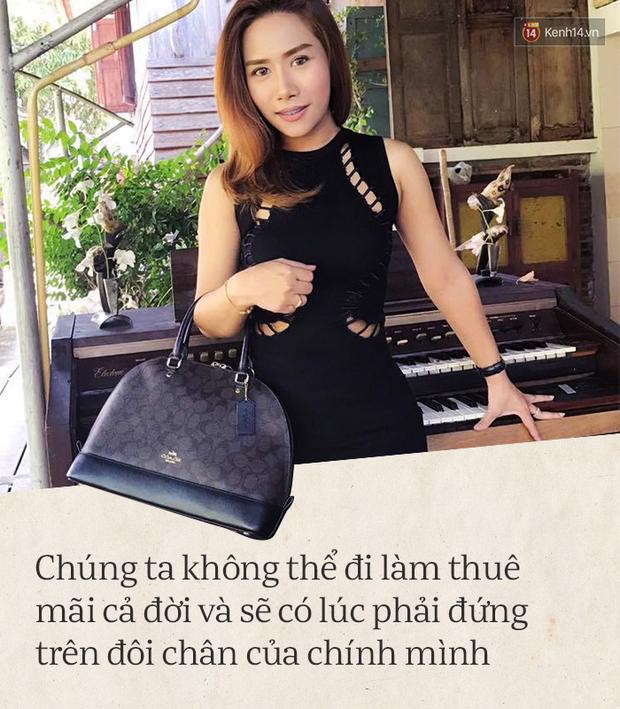 Phỏng vấn độc quyền nữ thạc sĩ bán cơm gà Thái Lan: Bằng cấp giúp ta có thêm cơ hội chứ không quyết định tất cả - Ảnh 2.
