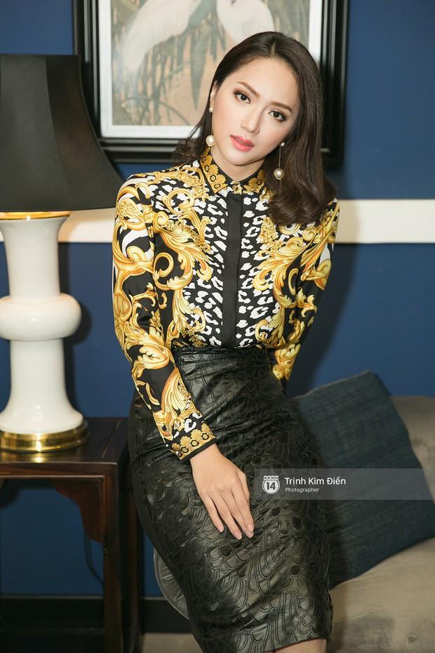 Hoa hậu Chuyển giới Quốc tế vừa khởi động, Hương Giang đã được ủng hộ nồng nhiệt với lượng bình chọn áp đảo - Ảnh 1.