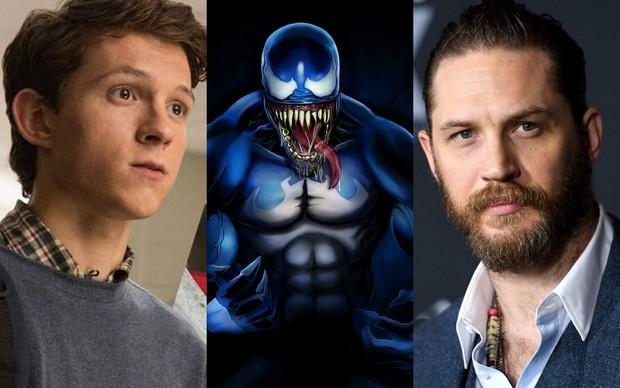 """Spider-Man của Tom Holland xuất hiện ở phim riêng về """"kẻ thù không đội trời chung"""" Venom - Ảnh 1."""