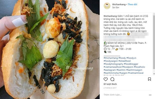 Có gì trong chiếc bánh mì trộn từng một thời khiến Quang Vinh check-in ầm ầm trên Instagram? - Ảnh 9.