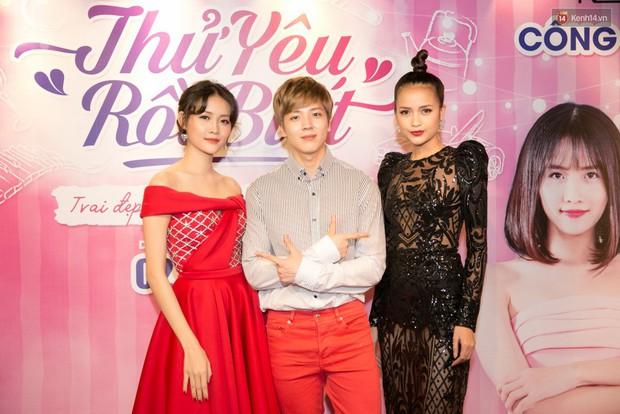 Trương Mỹ Nhân tiếp tục đóng vai nữ chính trong phim điện ảnh mới - Ảnh 7.