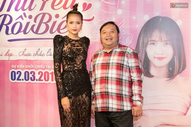 Trương Mỹ Nhân tiếp tục đóng vai nữ chính trong phim điện ảnh mới - Ảnh 8.