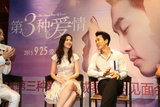 Hậu chia tay, phút giây nồng cháy của Lưu Diệc Phi - Song Seung Hun mãi chỉ còn lại trong Tình Yêu Thứ Ba - Ảnh 11.