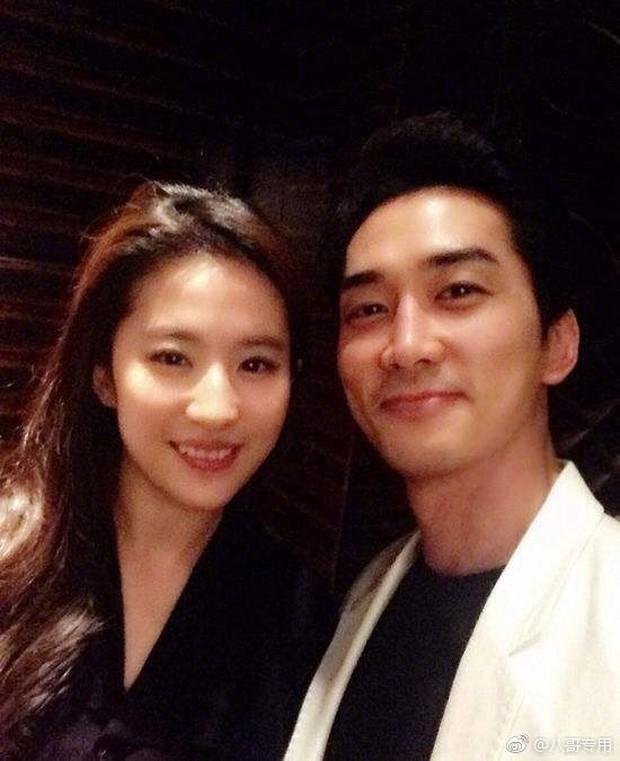 Không ai như Lưu Diệc Phi - Song Seung Hun: 2 năm yêu nhau vướng tin đồn chia tay ngay từ sau màn tỏ tình - Ảnh 11.