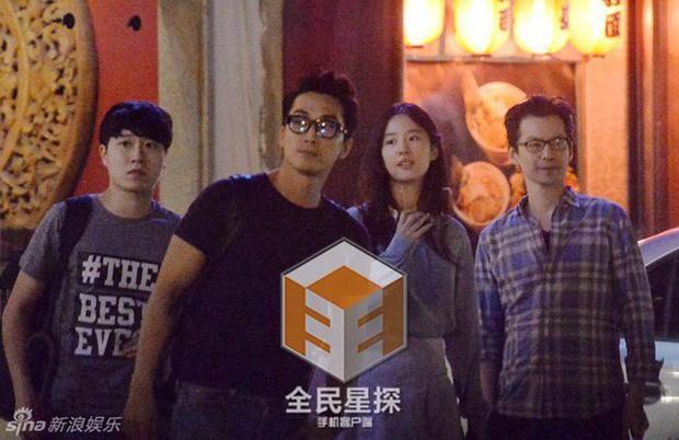 Không ai như Lưu Diệc Phi - Song Seung Hun: 2 năm yêu nhau vướng tin đồn chia tay ngay từ sau màn tỏ tình - Ảnh 3.