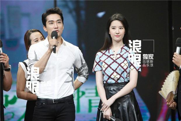 Không ai như Lưu Diệc Phi - Song Seung Hun: 2 năm yêu nhau vướng tin đồn chia tay ngay từ sau màn tỏ tình - Ảnh 4.