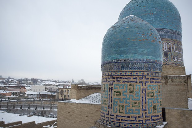 Sống qua những mùa đông âm độ, người Uzbekistan đã quen với cái lạnh khắc nghiệt, mưa tuyết rơi dày - Ảnh 5.