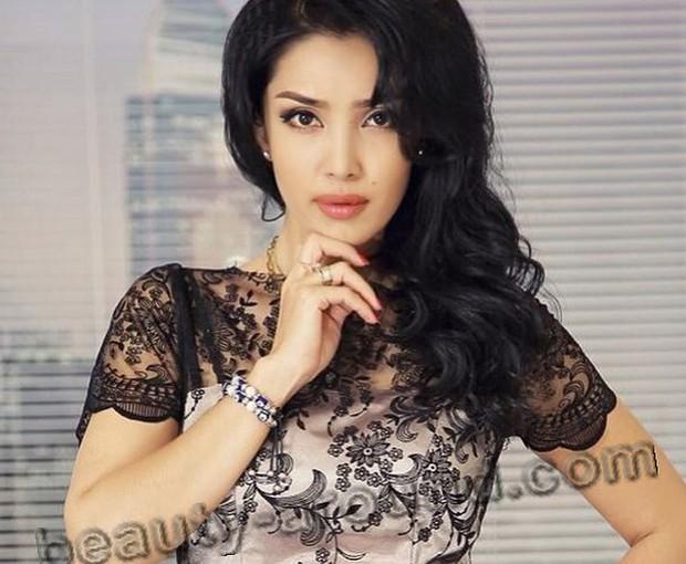 Ảnh: Phụ nữ Uzbekistan đẹp lôi cuốn đầy mê hoặc - Ảnh 5.