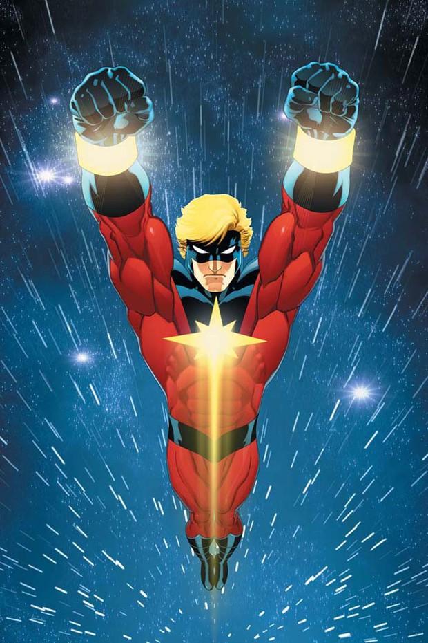Captain Marvel làm người hâm mộ thất vọng với trang phục siêu anh hùng xấu xí - Ảnh 8.