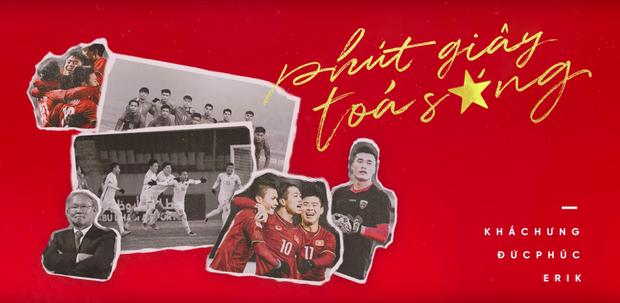 Đức Phúc, Erik hòa giọng hào hùng trong ca khúc cổ vũ đội tuyển U23 Việt Nam của Khắc Hưng - Ảnh 3.