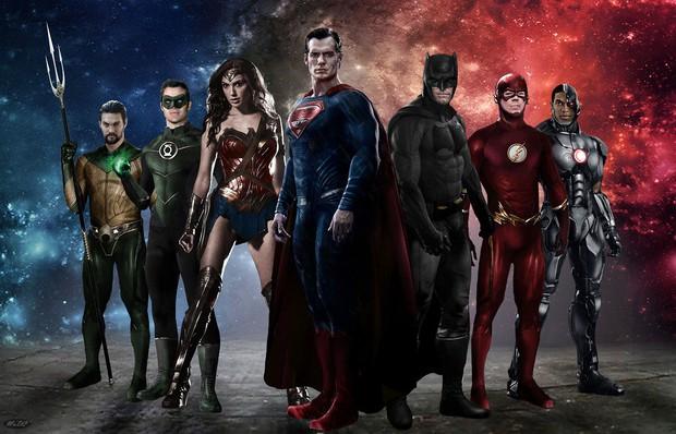 Tại sao DC luôn lép vế so với Marvel tại mặt trận phòng vé? - Ảnh 2.