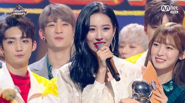Sunmi giành No.1 với hit nghi đạo nhái, netizen Hàn chúc mừng… Cheryl Cole - Ảnh 1.