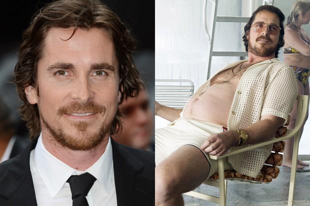 10 vai diễn khiến các diễn viên Hollywood phải thay đổi cân nặng đến chóng mặt - Ảnh 2.