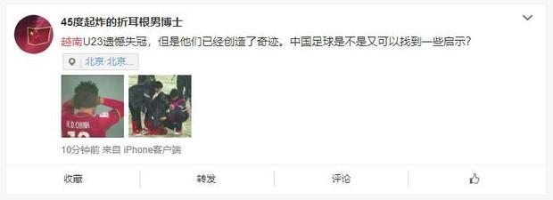 Netizen Trung Quốc: Đừng buồn nhé! Kể từ giây phút ấy, chúng tôi đã là fan hâm mộ cuồng nhiệt của các bạn rồi - Ảnh 1.